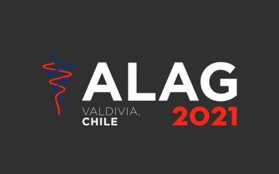 Programa científico del Congreso ALAG | 2021