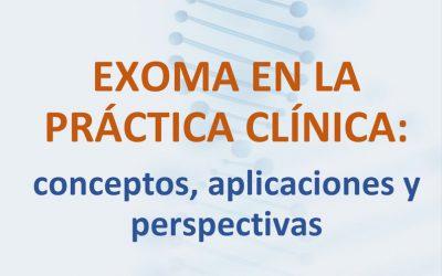 Curso virtual: EXOMA EN LA PRÁCTICA CLÍNICA